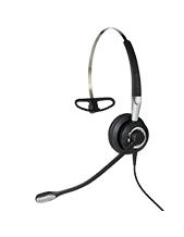 Jabra BIZ 2400 II Mono QD Headset (3-in-1 Mic. 82 NC, Wideband) (2486-820-209)
