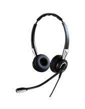 Jabra BIZ 2400 II Duo QD Headset (Mic. 82 NC, WB, Balance)