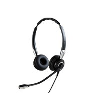 Jabra BIZ 2400 II Duo USB Headset (Mic. 82 BC, BT, MS)