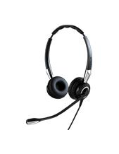 Jabra BIZ 2400 II Duo USB Headset (Mic. 82 NC, CC, UC) (2499-829-309)
