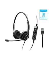 Sennheiser SC 260 USB MS II Wired Headset (506483)