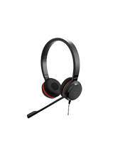 Jabra EVOLVE 30 II MS Stereo Headset (5399-823-309)