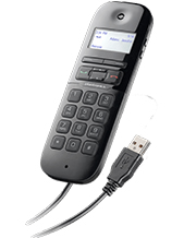 Plantronics Calisto P240-M/Lync Handset For PC (57250.002)