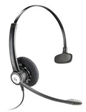 Plantronics Entera Wideband Mono Noise-cancelling Headset