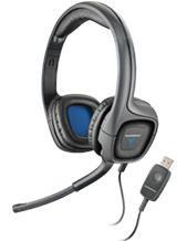 Plantronics USB Multimedia Headset (80935-21)