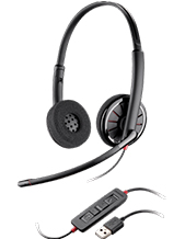 Plantronics Blackwire C320 Stereo USB Headset (85619-102)