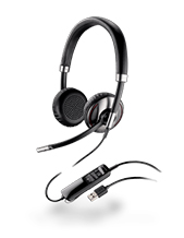 Plantronics Blackwire C720-SFB/Lync Foldable USB Headset