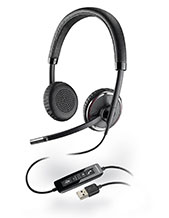 Plantronics Blackwire C520-M USB Headset Microsoft OC certified (88861-02)