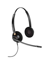 Plantronics EncorePro HW520 OTH Binaural Headset (89434-01)