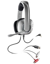 Plantronics Gamecom X40 Duo Corded (83603-01)