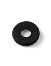 Polaris Donut Foam Ear Cushions for Plantronics SupraPlus Headsets (SP9026)