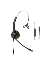 Polaris Soundpro USB Monaural Headset (SU10)