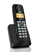 Gigaset A220A Handset with Answering Machine (A220A)