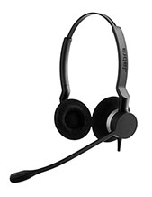 Jabra BIZ 2300 Duo USB MS Headset (2399-823-109)