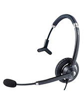 Jabra UC Voice 750 MS Mono Dark Headset (7593-823-309)
