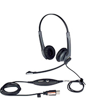Jabra GN 2000 USB Duo Cisco Certified (20001-496)