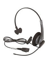 Jabra GN 2000 Mono SoundTube Narrowband Headset (2003-320-105)
