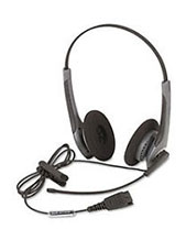 Jabra GN 2000 Duo WB Noise Cancelling Headband (2089-820-105)