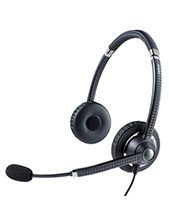 Jabra UC Voice 750 MS Duo Dark Headset (7599-823-309)