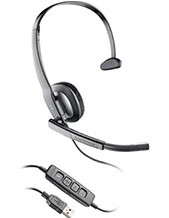 Plantronics Blackwire C210 USB Mono (80298-03)