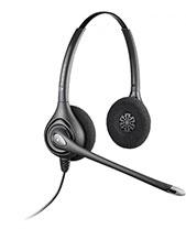 Plantronics SupraPlus Wideband Binaural NC USB headset Microsoft OC certified (80762-41)