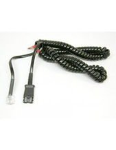 Plantronics 10 inch Coil Cable M15 (71173-01)