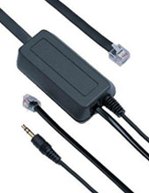Plantronics APS-1 CS-model EHS Hook Switch Cable works with Siemens / Aastra Phones Telephones Handsets
