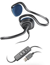 Plantronics Audio 646DSP USB Headset (81961-01)