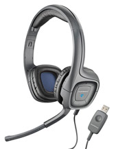 Plantronics Audio 655DSP USB Headset (80935-01)