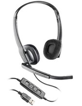 Plantronics Blackwire C220-M Stereo Headset MS Certified (80299-02)