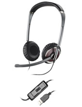 Plantronics Blackwire C420 Duo USB MS (82633-01)