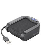 Plantronics Calisto P420 USB Speakerphone for softphones (Skype Cisco Avaya) (82136-02)