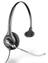 Plantronics D251 SupraPlus Monaural Corded Headset (69815-18)