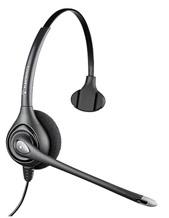 Plantronics D251N SupraPlus Monaural Noise Cancelling Corded Headset (69817-18)