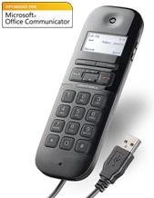 Plantronics P240-M Calisto 240 USB Handset Microsoft Lync Certified  (57250.001)
