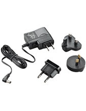 Plantronics AC Adapter Right Angle Plug for CS60 CS70 CS351N CS361N Headsets (66804-01)