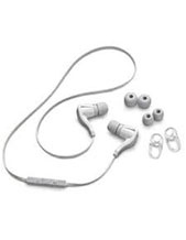 Plantronics BackBeat GO 2 (White) Wireless Earbuds + Charging Case (200204-09)