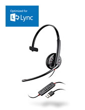 Plantronics Blackwire C315-M Mono USB PC Headset (200264-01)