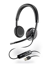 Plantronics Blackwire C520 USB Duo (88861-01)