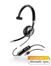Plantronics Blackwire C710 Mono USB MS (87505-01)