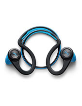 Plantronics Blue BackBeat FIT Bluetooth Earbuds (200450-09)