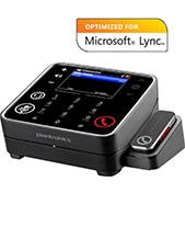 Plantronics Calisto P835M USB Speakerphone 3in1 (PC Mobile & Landline) with wireless mic Microsoft Lync Certified  (85335-02)