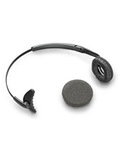 Plantronics CS60 Headband with Leatherette Foam Ear Cushion (66735-01)