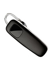 Plantronics M70 Bluetooth Headset Black with White strip (201140-08)