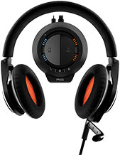 Plantronics RIG Universal (Black) Gaming Stereo Headset (200040-05)