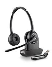 Plantronics Savi W420 DECT USB Duo (84008-04)