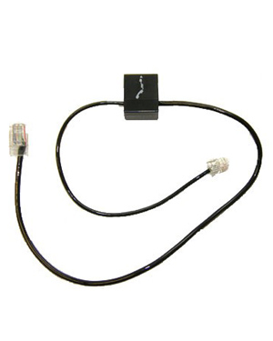 Plantronics Telephone Interface Cable - CS500 Headset (86007-01)