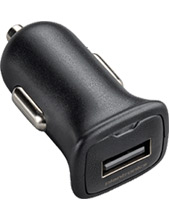 Plantronics Voyager Legend USB Car Charger Black (89110-01)