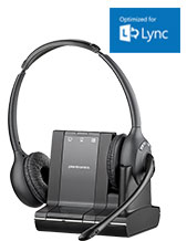 Plantronics W720-M DECT Duo Microsoft Certified (84004-03)