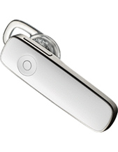 Plantronics White Marque M155 Bluetooth Headset (86240-09)